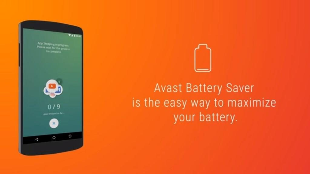 Avast Battery Saver