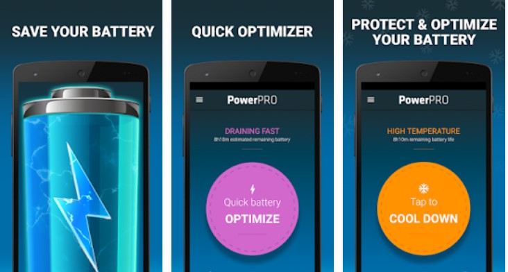 Power Pro Battery Saver