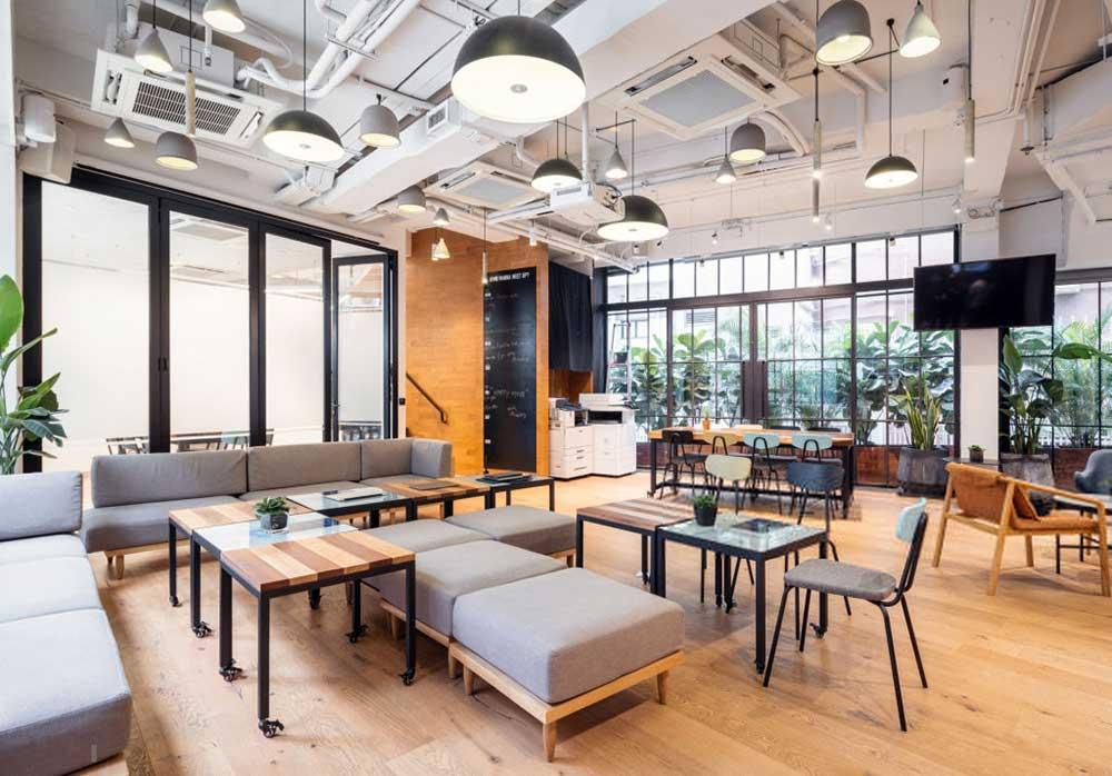 5 Led Lighting Interior Design Ideas For Your Office Space Mizpee
