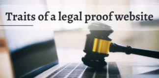 Legal-Proof-Website
