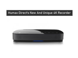 Humax Direct's New And Unique 4K Recorder